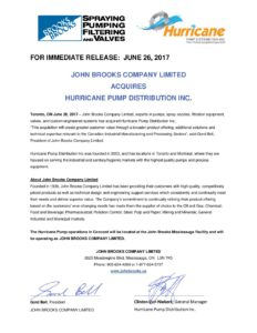 product announcement press release
