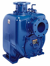 Gorman-Rupp Super U Self-Priming Pumps