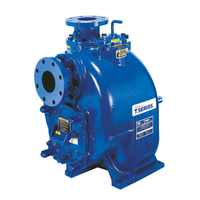 Gorman-Rupp Super T Self-Priming Pumps