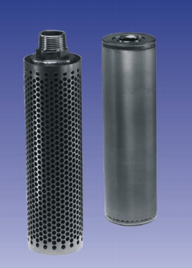 3m Cuno Micro Screen Stainless Steel Filter Elements