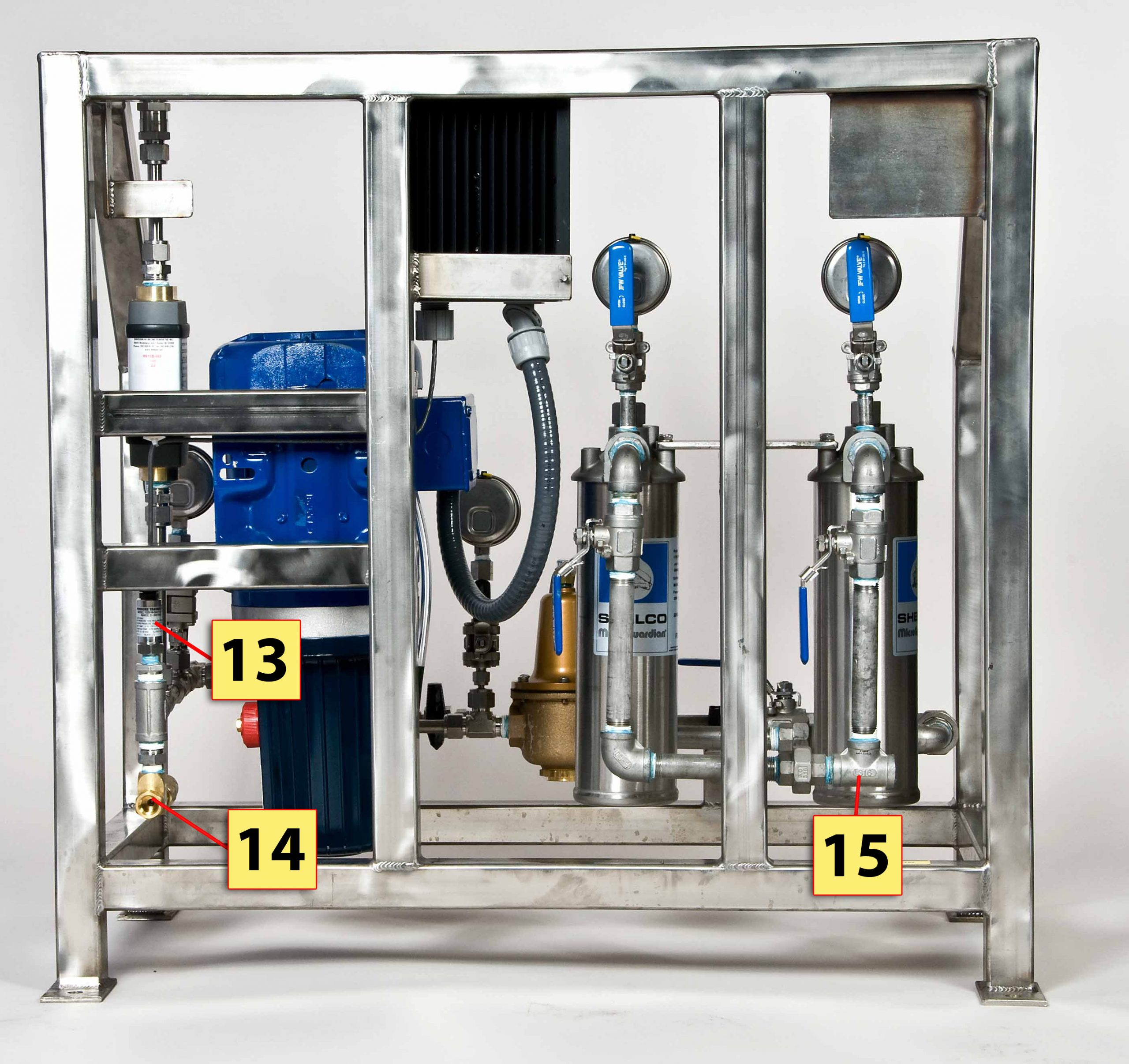 Gatewood Gde Compact Water Booster System John Brooks