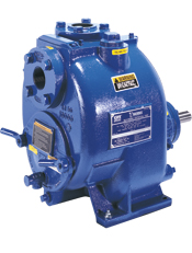 Gorman-Rupp T Series Self-Priming Pumps