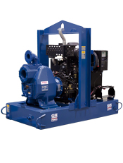 Gorman-Rupp Ultra V Engine-Driven Self-Priming Pumps