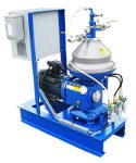 US Centrifuge-MODEL MAC925 Automatic Self-Cleaning Centrifugal Hi-Speed Disc-Bowl Separator