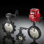 AT Controls resilient seated butterfly-valves