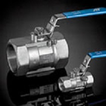 A-T Controls / Triac 10 Series Manual Ball Valves