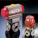 A-T Controls / Triac 30 Series Automated Ball Valves