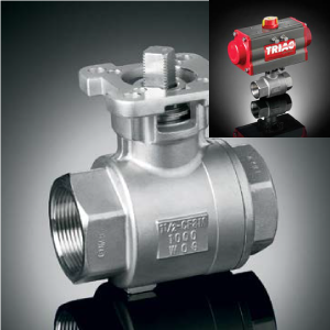 AT Controls Triac 22 Series Valves