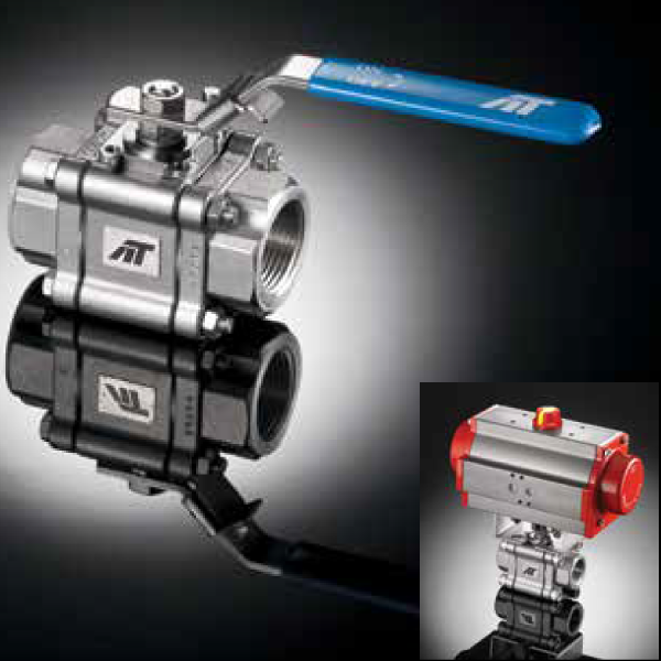A-T Controls Triac 8R Series