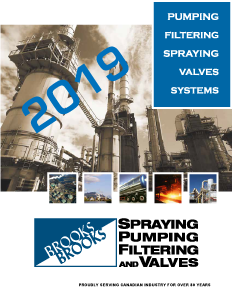 2019 Industrial Line Card - English