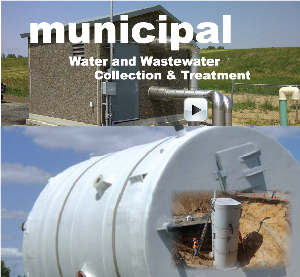 Municipal Products Water and Wastewater Treatment