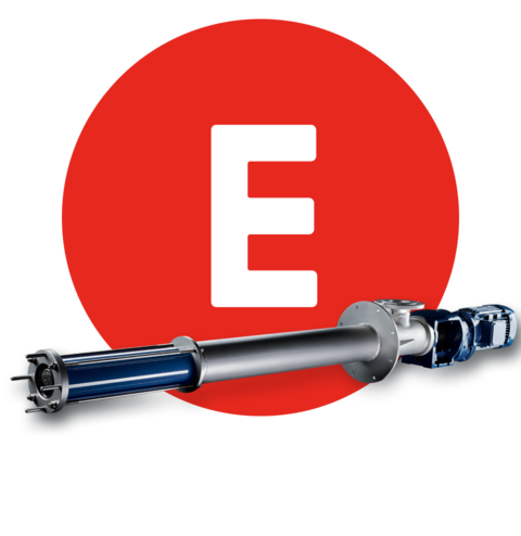 Seepex E Semi-Submersible Pump