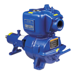 Gorman-Rupp Self-Priming 10 Series Pump