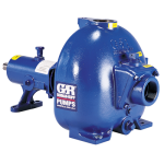 Gorman-Rupp Self-Priming 80 Series Pump