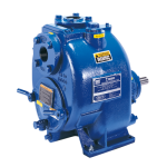 Gorman-Rupp Self-Priming T Series Pump