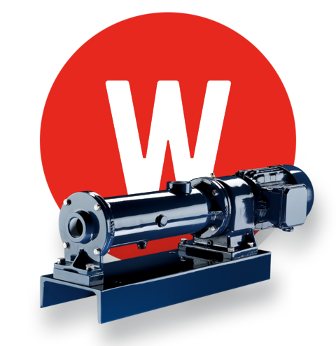 Seepex W Wobble Pump