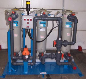 filtration systems triplex