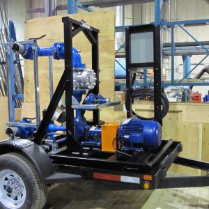 john brooks portable pumping system