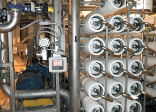 H2O Innovation Desalination