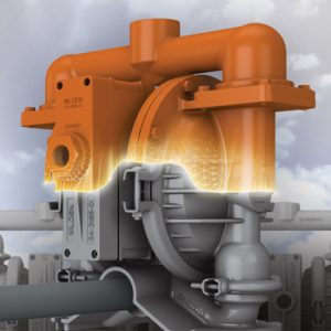Wilden AODD Air Operated Double Diaphragm Pumps from John Brooks