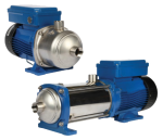 Goulds Xylem e-HM Series Stainless Steel Horizontal Multistage Pumps