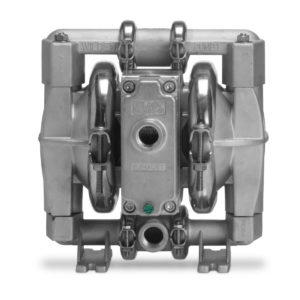 Wilden PS1 Pro-Flo SHIFT Clamped Metal AODD Pumps