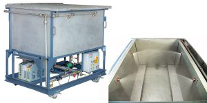 Custom Aluminum Plate Quench System