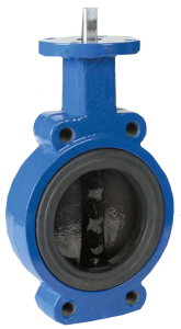 ABZ 108 Semi Lugged Butterfly Valve