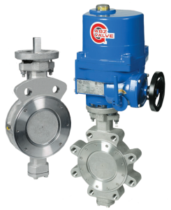 ABZ Valve ABZolute Seal Series 400 Double Offset High Performance Butterfly Valves