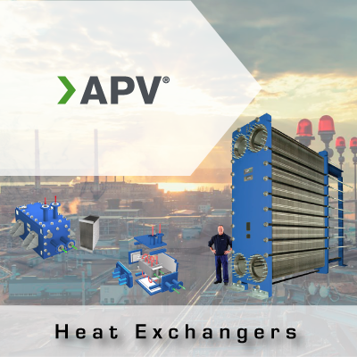 APV-Heat Exchangers