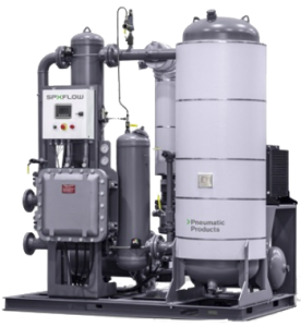 Pneumatic Products Single Tower Natural Gas Dryers - FSD-A Series