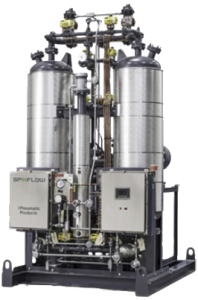 Pneumatic Products Twin Tower Natural Gas Dryers - FSD-T Series
