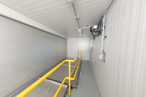 Complete-Packaged-Chemical-Additive-Facility-Upper Unit - Chemical Storage Area