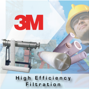 3M High Efficiency Filtration from John Brooks Company