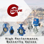 ABZ High Performance Butterfly Valves from John Brooks Company