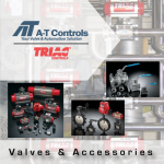AT Controls Triac Valves and Accessories from John Brooks Company