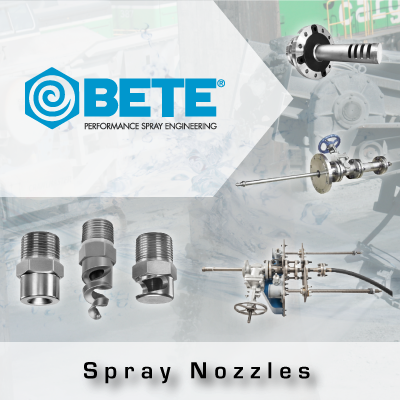 BETE Performance Spray Engineering