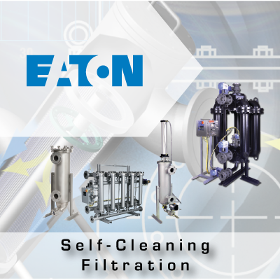 EATON Self-Cleaning Filtration from John Brooks Company