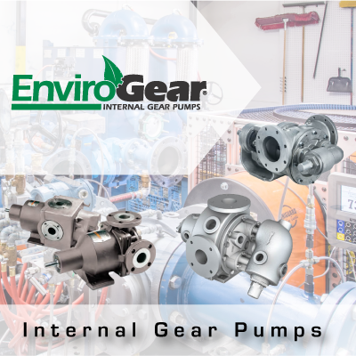 EnviroGear Internal Gear Pumps from John Brooks Company