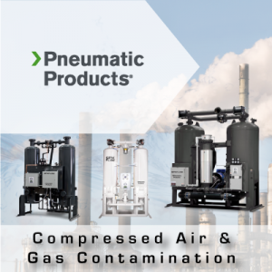 Pneumatic Products Compressed Air and Gas Contamination Products from John Brooks Company