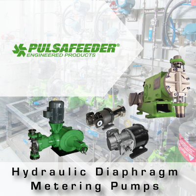 Pulsafeeder Engineered Products from John Brooks Company