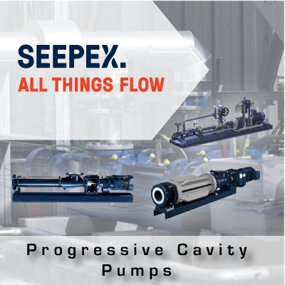 Seepex Progressive Cavity Pumps from John Brooks Company