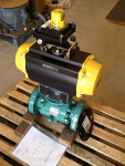 Assembly - Trunnion Mounted Ball Valve