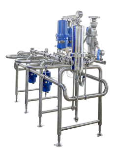 Silverline Food and Beverage Processing Systems