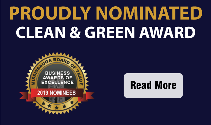 Clean and Green Award
