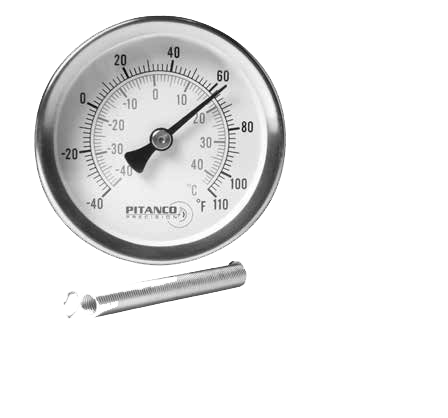 Clamp On Thermometer