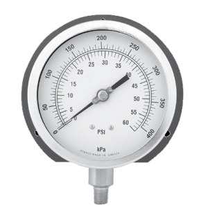 INdustrial Pressure Gauge Model 450PC6