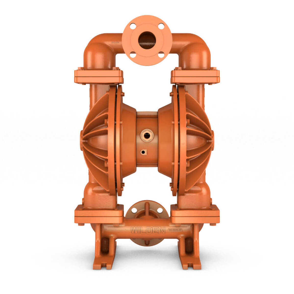 Wilden Pro Flo P830 Bolted Metal Flanged Aluminum