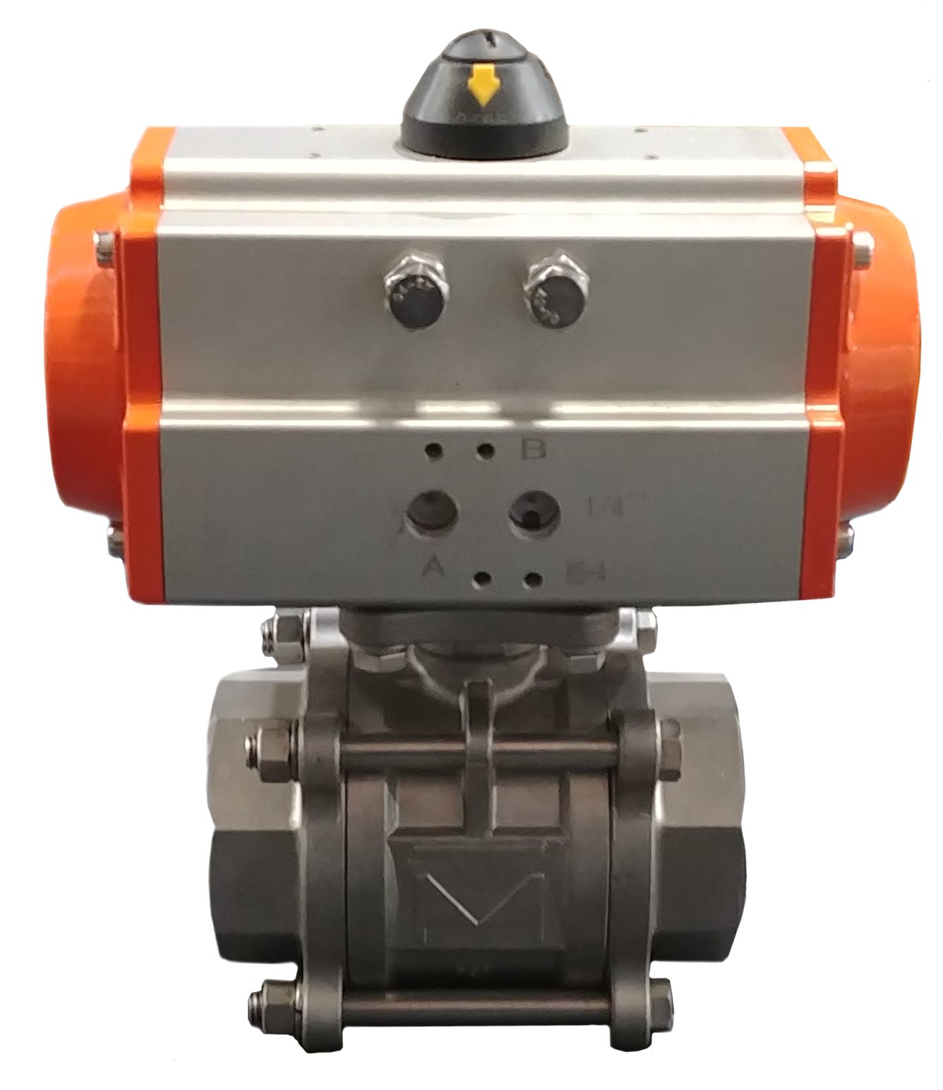 MAXX Pneumatically Actuated Ball Valve
