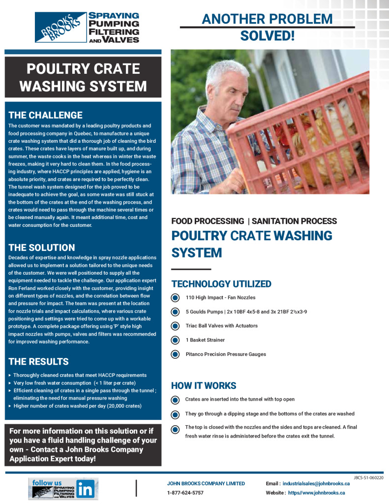 thumbnail of Poultry Crate Washing System 060220